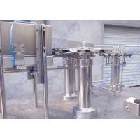 High Capacity Water Bottle Filling Machine Siemens Touch Screen Operation Manufactures