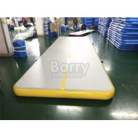 3m 4m 5m 6m 7m 8m 9m 10m 12m 15m 16m 17m 18m 20m Inflatable Tumble Track With Air Pump Manufactures