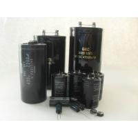 Aluminum 500V high frequency low resistance 1000uF electrolytic Network Capacitors Manufactures