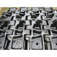 China Kobelco Crawler Crane Undercarriage Part For CKE1350 Track Shoe on sale