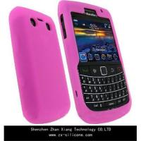 China Laser Engraved Cell Phone Case for Blackberry on sale