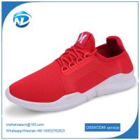 Mesh Fabric Breathable Shoes For Couples Light Weight Walking Shoes Manufactures