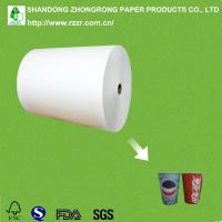 high quality disposable paper cup raw material Manufactures