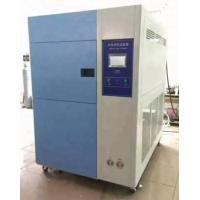 High Low Temperature Thermal Shock Test Chamber For Plastic / Rubber Manufactures