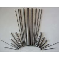 H6 Polished Tungsten Carbide Rod , Cemented Carbide Rods For End Mills Manufactures