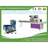 Good ! Food plastic film for ice cream packing.Food packaging plastic roll film with bestar packaging machine Manufactures