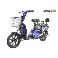 Adult Long Distance Electric Scooter 48V 350W With Shock Absorber Manufactures