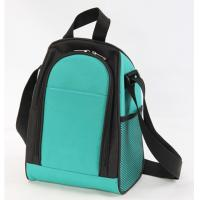 600D Lunch Cooler Bags  Bule Cooler Bag Small Cooler Bags For Child Manufactures