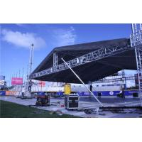 China Lightweight 12 Inch Concert Stage Roof Truss / DJ Truss Stand Roof Frames on sale