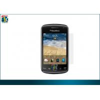 Custom Clear mobile phone screen protector for blackberry 9380 Cell Phone OEM / ODM Manufactures