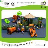 Outdoor Playground (KQ10071A) Manufactures