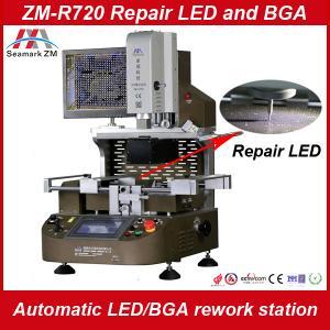 China ZM-R720 laser bga rework station xbox360 ps3 repair best machine reballing on sale