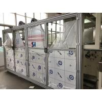GM089NY Baby Diaper Making Machine , Adult Diaper Machine 45 Bags/Min Speed Manufactures