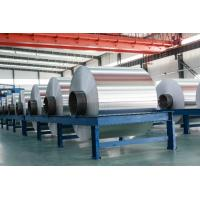 50-500 mm Soft Aluminium Foil Roll Jumbo Roll Food Aluminum Container Foil Manufactures
