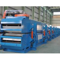 China ISO CE PLC Control PU Sandwich Panel Machine With Belt Laminating , Low Noise on sale