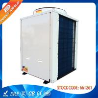 High COP Convenient and  Economic  air source heat pump with heating and cooling Manufactures