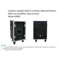 Cheapest pro audio stage speakers no need monitor speaker to reduce cost Manufactures