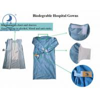Biodegradable Disposable Hospital Gowns | Nonwoven Hospital Gown Manufactures