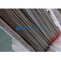 China ASTM B622 Nickel Alloy Tube For Chemical Environments , Hastelloy G-35 Seamless Tubing on sale