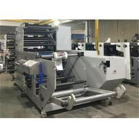 Non Woven High Speed Flexo Printing Machine 650mm Max Unwinding Diameter Manufactures