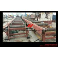 H Beam Integrating Machine With 3 Function Assembling Welding Straightening Equipment Manufactures