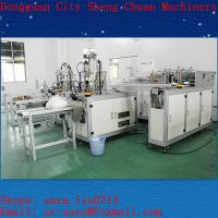 Full Automatic Medical Surgical Mask Making Machine/1+2 Mask Machine Manufactures
