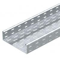 Residential Building Cable Tray Perforated Type With Light Duty Corrosion Resistant Manufactures