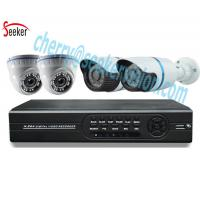 CCTV Camera Alarm Security systems 1080P 2.8-12mm Bullet dome IR AHD Camera Digital CCTV System Manufactures