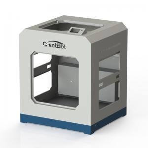 Dual Head Color Dual Extruder 3D Printer Auto Leveling Creatbot D600 Pro 3d Printer Manufactures