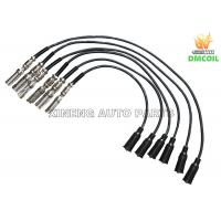 Custom Plug Wires / Auto Spark Plug Wires Anti Interference For Volkswage Skoda Audi Manufactures