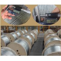 """Buy cheap Galvanized Steel Wire Strand 3/8"""" EHS for messenger/guy wire/stay wire from wholesalers"""
