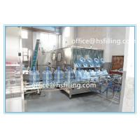 China 5 Gallon Bottle Mineral Water Filling Machine Rinsing Filling Capping Machine 3 In 1 on sale