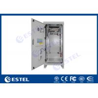 Emerson Rectifier / Battery Outdoor Power Cabinet Sandwich Structure Panel IP55 Manufactures
