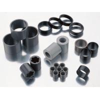 China Black Smco Ring Magnets Plastic Injection Bonded Outstanding Magnetic Properties on sale