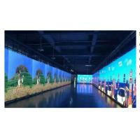 China Rgb Outdoor Advertising LED Display , Led Wall Screen Display Outdoor 8mm Pixels on sale