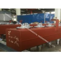 Stainless Steel Air Compressor Tank For Bag Filter Collectors Air Pulsing System Manufactures