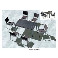 Outdoor imitation rattan dining set wholesale outdoors rattan balcony chairs and tables Manufactures