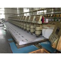 Professional Barudan Embroidery Machine Used , Hat / Leather Embroidery Machine Manufactures