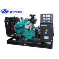 3 Phase 90kW cummins diesel generator set for home use , Open Type Manufactures