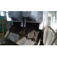 Power saving screw press sludge dewatering machine for Chemical Processing Manufactures