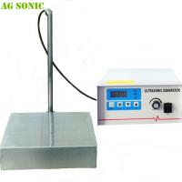 China 40K 1800W Submersible Ultrasonic Transducer for the Exsisting Tank on sale