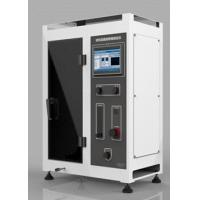 Textile Vertical Flammability Testing Equipment With Integrated Box Design UL Standards