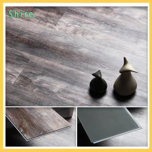 China Unilin Click Grey Vinyl Plank Flooring Bathroom Flooring High Temperature Resistant on sale
