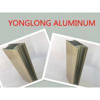 Wooden Grain Extruded Aluminum Electronics Enclosure Light Weight Manufactures