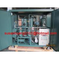 Insulating oil regeneration plant and oil purification machine Manufactures