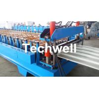 China Trapezoidal Roof Panel Sheet Roll Forming Machine CE ISO TW35-200-1000 on sale