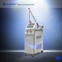 Switched ND YAG Laser tattoo removal laser equipment for sale Manufactures