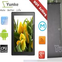 China Android 4.0 1.5GHz 1GB DDR3 8GB 4600mAh dual camera 10.1 inch dual core tablet pc factory on sale