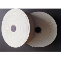 Grey / White PE Foam Insulation Material Tape For Heat Isolation ISO 9001 Manufactures