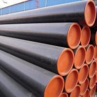 ERW Steel Pipes with Welded Pipe Technique and API/CE/ISO/SON Marks, Used for Structure and Piling Manufactures